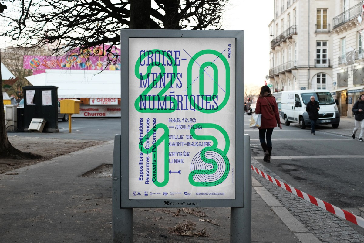 Croisements Numériques nº8