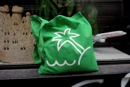 Tote Bags pour la Cantine du Voyage à Nantes