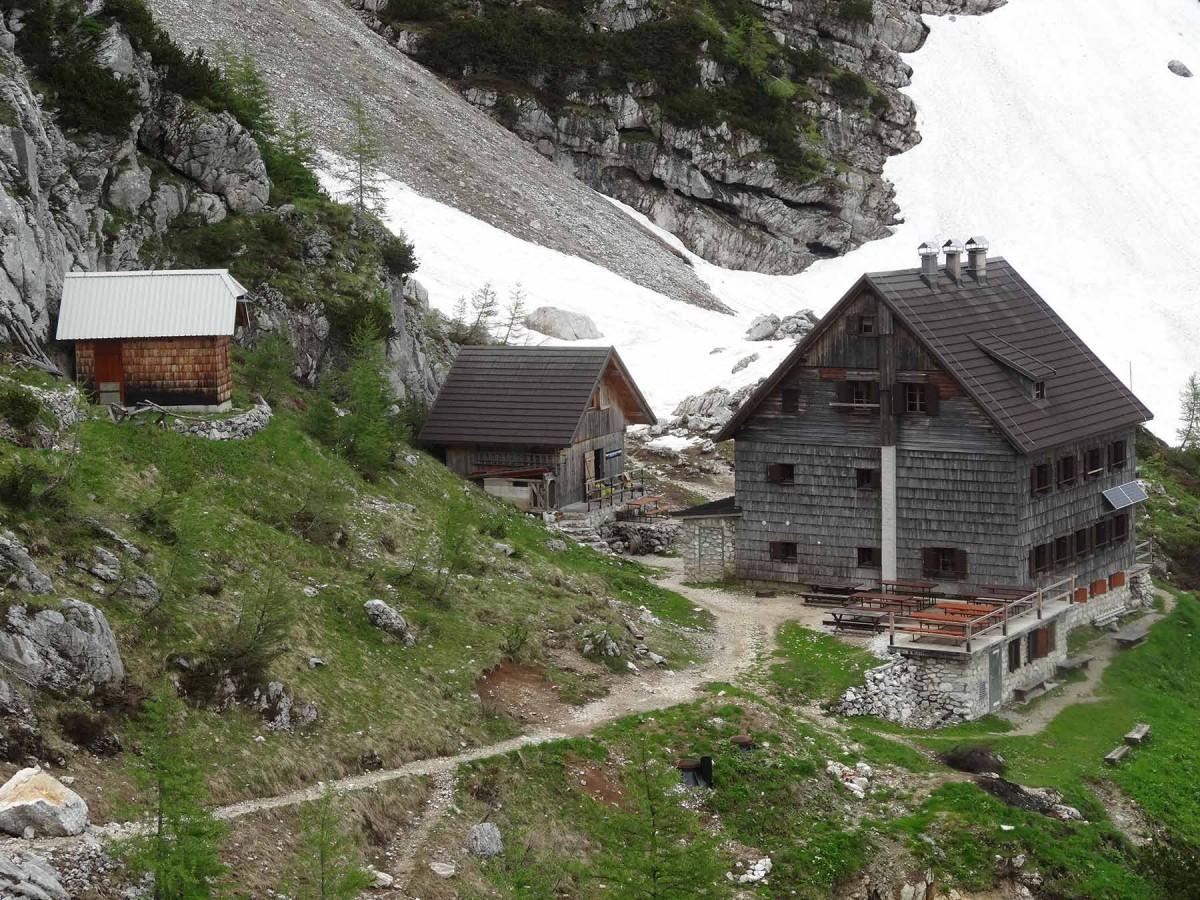 Trek en Slovénie